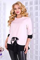 Блуза Каталина бежевый, фото 1