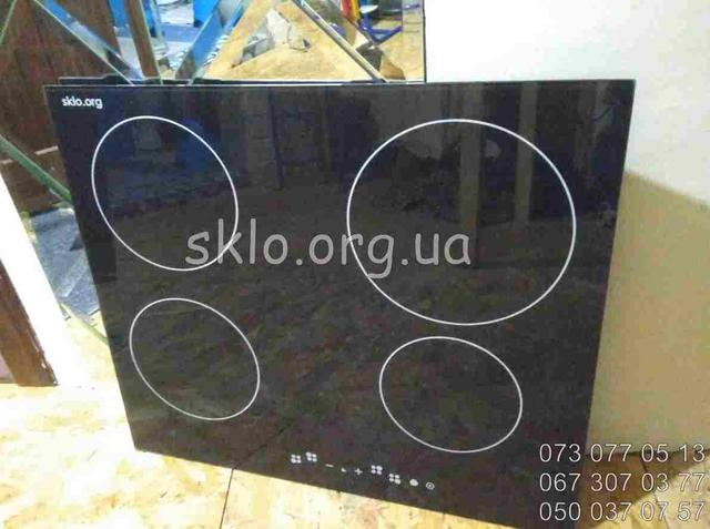 Стекло для стеклокерамической плиты