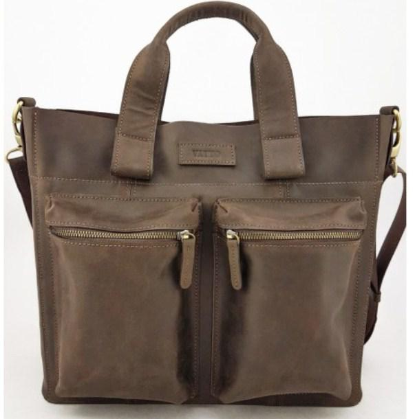 807798a3b78c Кожаная мужская сумка Vatto от интернет-магазина