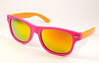 Детские солнцезащитные очки Wayfarer (3015 мал-оранж)
