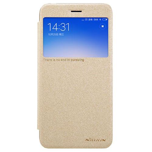 Чехол-книжка Nillkin Sparkle Gold для Xiaomi Redmi 5A