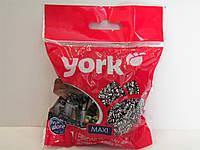 Скребок металлический для мытья посуды York
