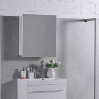 Зеркальный шкаф Шз-700 венге Буль-Буль