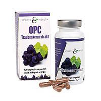 Экстракт виноградных косточек 350 мг.Traubenkernextrakt  OPC.