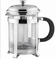 Заварочный чайник с пресс-фильтром для кофе и чая VINZER 89377