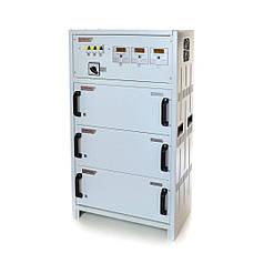 Стабилизатор напряжения трехфазный ННСТ-3х11,0 кВт NORMIC