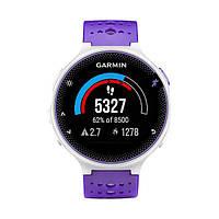 Спортивный навигатор Garmin Forerunner 230, GPS, EU, Purple & White