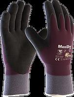 Термостойкие перчатки с защитой от масел и жидкостей MaxiDry® Zero 56-451