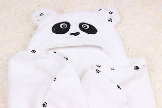 Полотенце для купания панда детское
