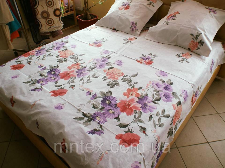 Комплект постельного белья бязь Голд Лето