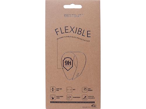 """Пленка-силикон """"XP-thik"""" Flexible Full Cover iPhone SE"""