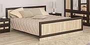 Кровать двуспальная Даллас Мебель-сервис
