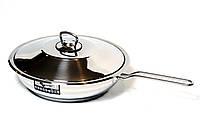 Сковорода Hascevher Gastro 24x7 с крышкой