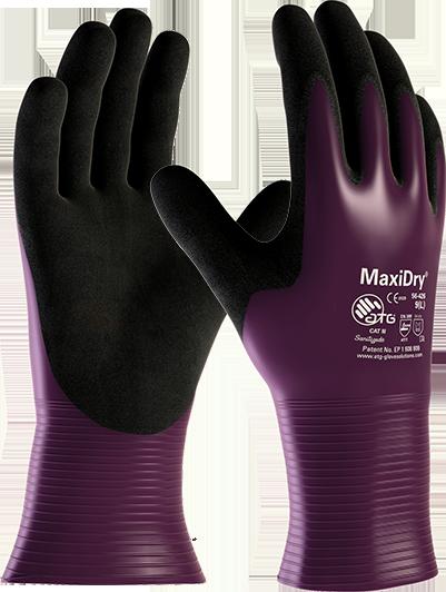 Защитные МБС перчатки MaxiDry® 56-426