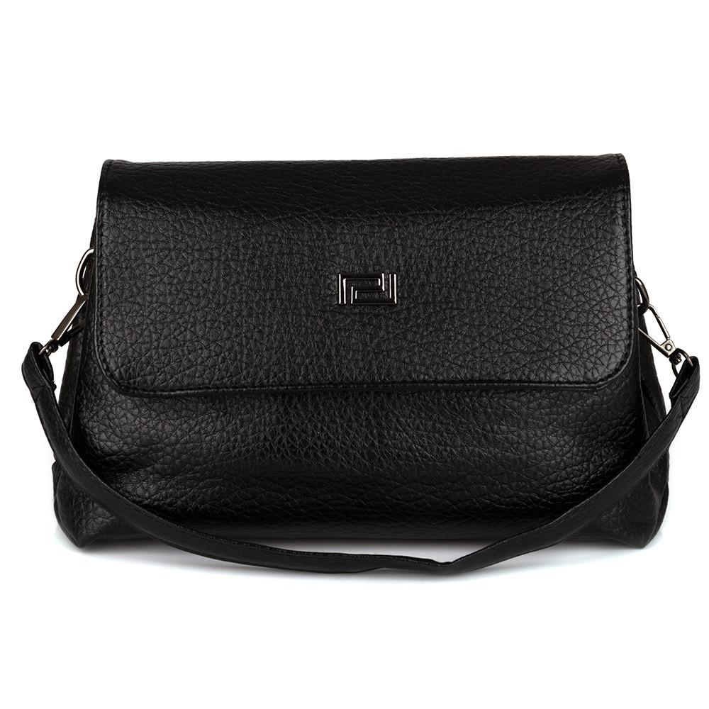 806ae4987b9e Сумка женская черная через плечо Bagira 421, цена 337 грн., купить в ...
