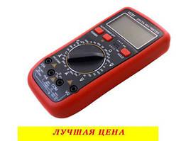 Цифровой Профессиональный мультиметр VC 61A тестер вольтметр + термопара