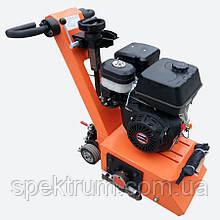 Фрезеровальная машина SPEKTRUM SFM-250L (Loncin, 14 л.с.), глубина фрезеровки 10 мм