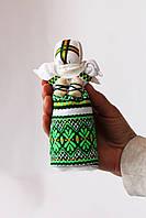 Лялька мотанка Мамка з двійнятами