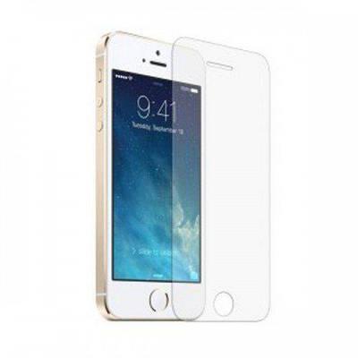 Защитное стекло 2,5D iPhone 5s прозрачное