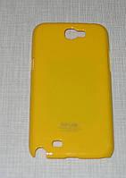 "Чехол для Samsung N7100, ""SGP"" Yellow"