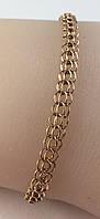 Браслет золотой 585 проба 18,5 см