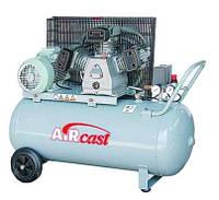 Поршневой компрессор для пневмооборудования  AirCast  Remeza 100.LB75 РМ-3129.00