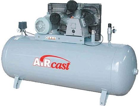 Пересувний компресор поршневого типу Remeza AirCast 500.LB75 РМ-3129.02
