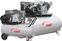 Безмасляный воздушный  поршневой компрессор AirCast Remeza 1000LT100T-11 пульт