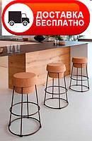 Cork (Корк) Concepto барный стул из пробки, Бесплатная доставка