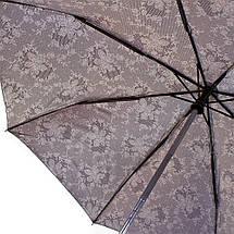 Оригинальный  женский зонт автомат ZEST (ЗЕСТ) Z23843-4 Антиветер!, фото 3
