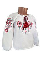 Сорочка дитяча для дівчаток домоткане полотно