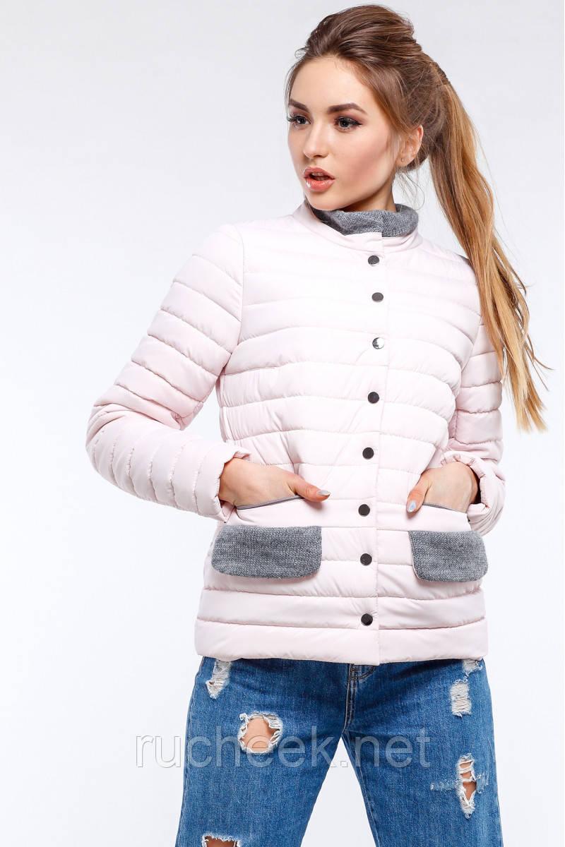 Купить Короткая женская куртка Флорин, Коллекция весна 2018 в ... 0d955173f71
