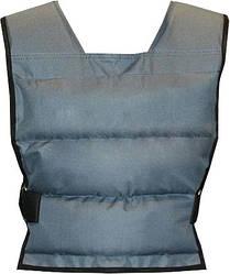 Утяжелительный жилет 10 кг (Жилет утяжелитель)