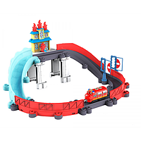 Игровой набор Спасение от пожара с паровозиком Вилсон