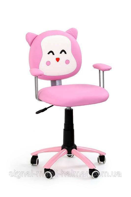 Компьютерное кресло KITTY (розовый) (Halmar)