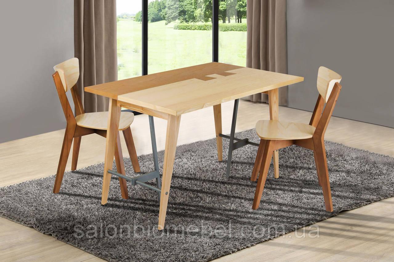 Стол обеденный деревянный Дублин