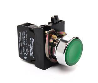 Металлические нажимные кнопки серии CM, 22 мм, IP65