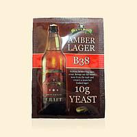Дрожжи лагерные для темного пива Bulldog B38 Amber Lager 10г