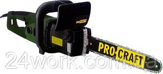 Цепная электропила Procraft K-2600 прямая