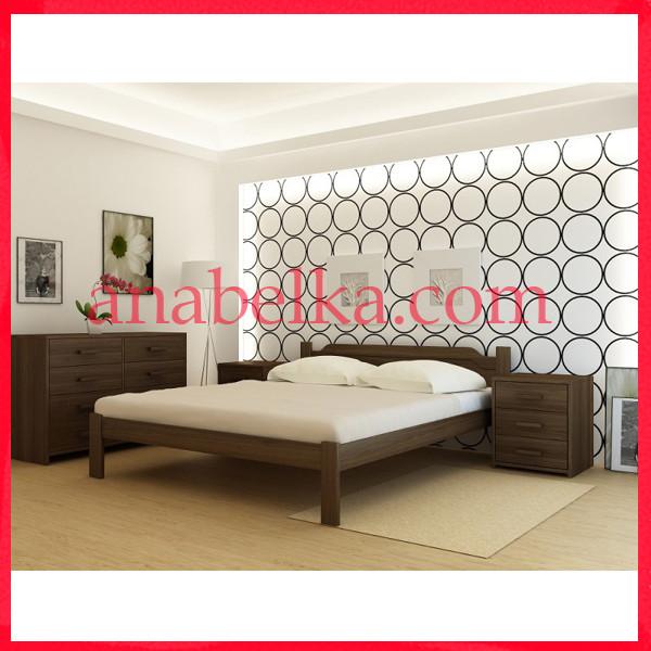 Кровать деревянная Стокгольм  (Анабель)