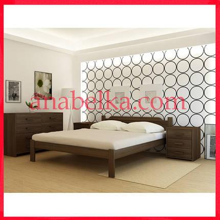 Кровать деревянная Стокгольм  (Анабель) , фото 2