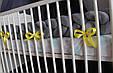 Кокон -трансформер для новорожденного со съёмной косичкой (цвет под заказ), фото 7