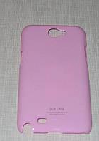 """Чехол для Samsung N7100, """"SGP"""" Pink"""