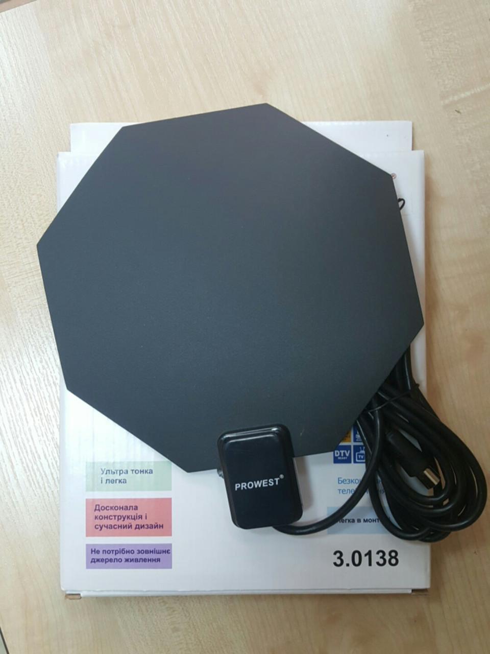 Цифровая антенна DVB-T2 Prowest 3.0138
