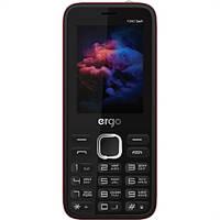Телефон ERGO F243 Swift Dual Sim Black