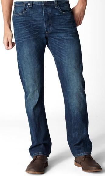 Как купить настоящие джинсы…