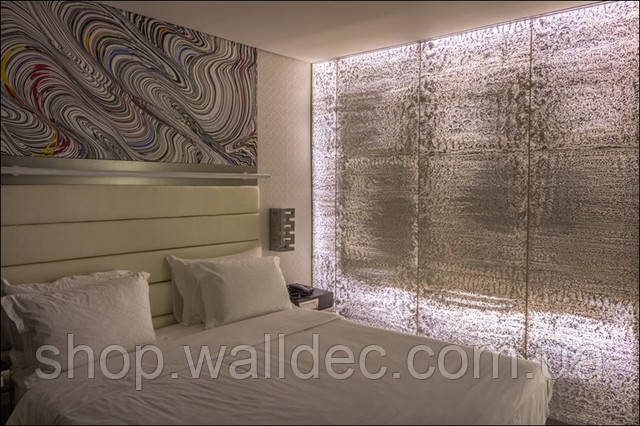 прозрачный бетон, характеристики на walldec.com.ua