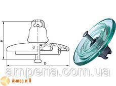 Изолятор подвесной ПС-70Е, фото 2