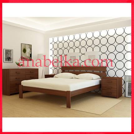 Кровать деревянная Токио   (Анабель) , фото 2