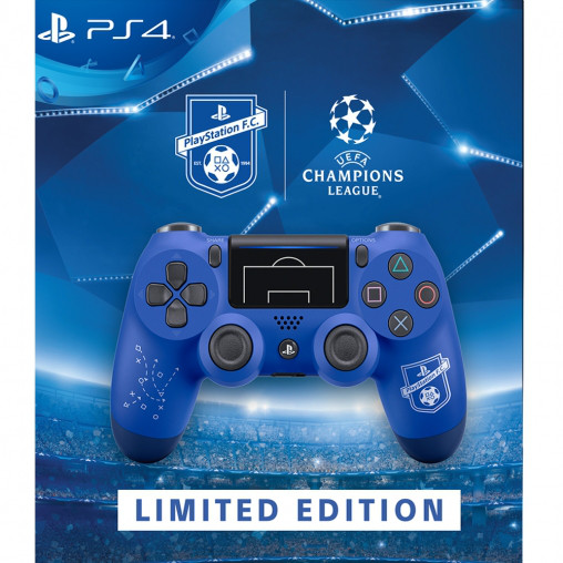 Геймпад джойстик Dualshock 4 F.C. blue